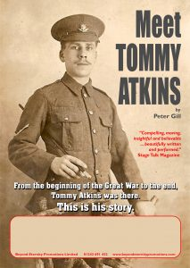 Meet Tommy Atkins