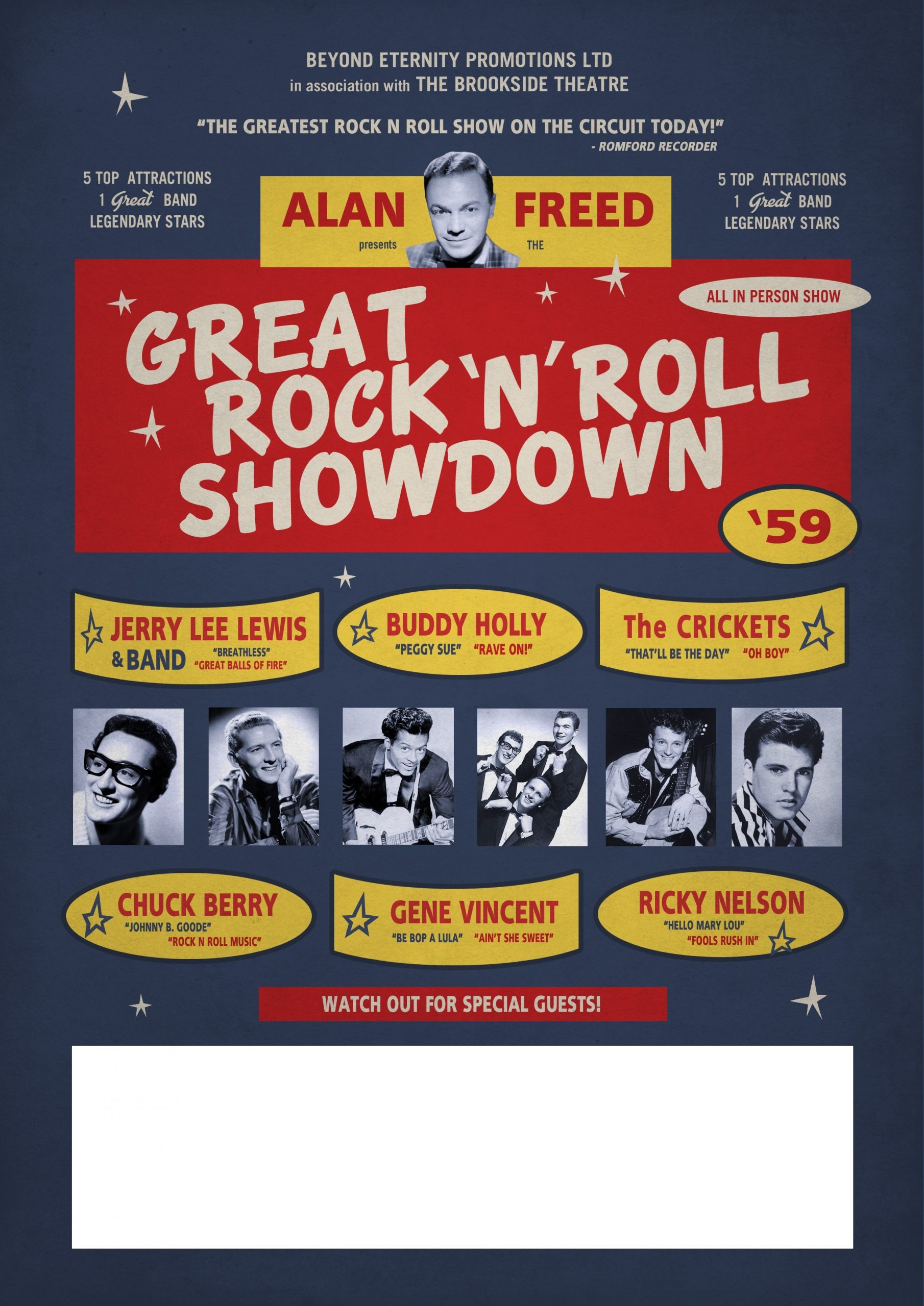 Alan Freed's Great Rock and Roll Showdown